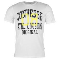 Converse Athletic férfi póló fehér L