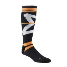 Reebok Crossfit Men Star Knee Sock férfi zokni fekete 40-42