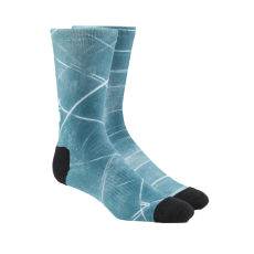 Reebok Crossfit Men Galaxy Sock férfi zokni kék 43-45
