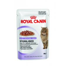 Royal Canin Sterilised in Jelly 85 g macskaeledel