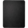 LogiLink Mousepad in leather design, black