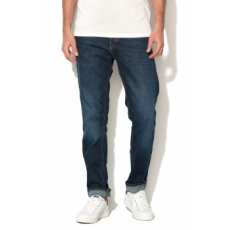 Jack Jones Jack&Jones, Mike Comfort Fit Farmernadrág, sötétkék, W29-L32 (12123970-BLUE-DENIM-W29-L32)
