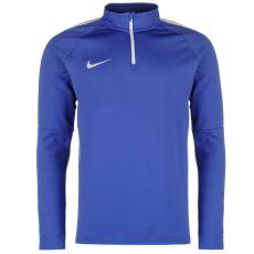 Nike Academy férfi aláöltöző sport felső kék L