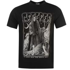 Official Creeper férfi póló fekete L