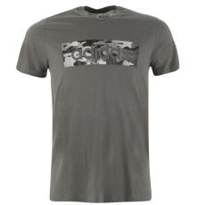 Adidas CamoLinea QT81 férfi póló fekete XL