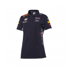 Puma Red Bull Racing női galléros póló F1 Team 2017 - XL