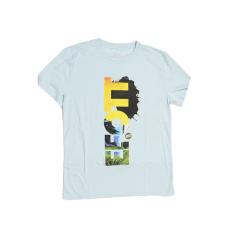 Efott T-shirt Ffi férfi póló világoskék XL