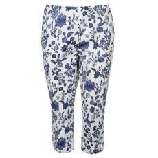 Mystify 3/4 nadrág Miso Print Cropped Trousers női