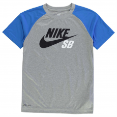 Nike Sportos póló Nike QTT Colour Block gye.