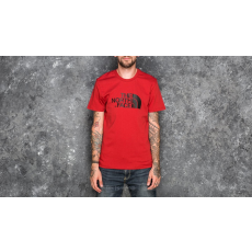 The North Face Easy Tee Cardinal Red