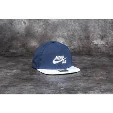Nike SB Pro Cap Obsidian/ White/ Pine Green/ Hydrogen Blue