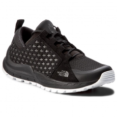 The North Face Bakancs THE NORTH FACE - Mountain Sneaker T932ZVKY4 Tnf Black/Wnf White