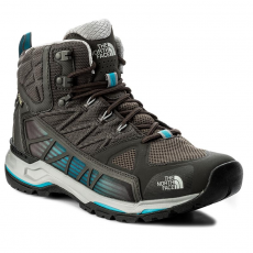 The North Face Bakancs THE NORTH FACE - Ultra Gtx Surround Mid T92T63YQY Beluga Grey/Algiers Blue