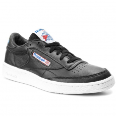 Reebok Cipők Reebok - Club C 85 S0 BS5213 Black/White/Vital Blue