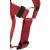 BEEZTEES hám piros 40-65 cm