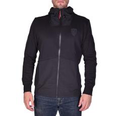 Puma Ferrari Hooded Sweat Jacket férfi parka kabát fekete XXL