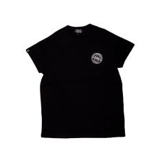 Dorko Dark Circle Logot-shirt Men Black férfi póló fekete S
