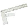 Extol Asztalos derékszög, alumínium ; állítás:0-90fok 400mm