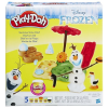 Play-Doh Jégvarázs Nyaraló Olaf gyurmaszett
