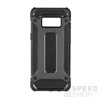 Forcell Armor hátlap tok Samsung G955 Galaxy S8+, fekete