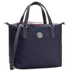 Tommy Hilfiger Táska TOMMY HILFIGER - Poppy Small Tote AW0AW04361 413