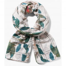 Desigual Foulard Rectangle Troy Sál,kendő D (17WAWFA7-r_1000-White)