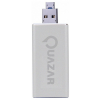 Quazar i-Storer 64GB PC/iOS pendrive (ezüst) QZR-IS64-S