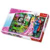Trefl : Disney hercegnők - Csipkerózsika 200 darabos puzzle