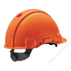 Cerva 3M PELTOR G3000NUV sisak, narancs