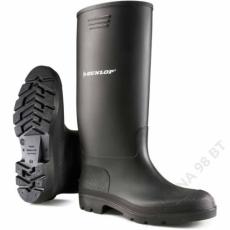 Dunlop Pricemastor 380PP fekete pvc csizma -39