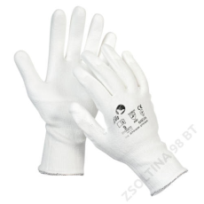 Cerva NAEVIA FH Dyneema/Nylon kesztyű, fehér