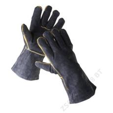 Cerva SANDPIPER BLACK bőrkesztyű
