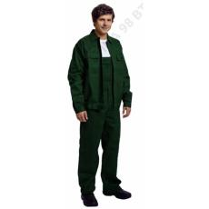 Cerva FF BE-1-005 kertész öltöny, zöld