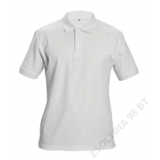 Cerva DHANU tenisz póló, fehér
