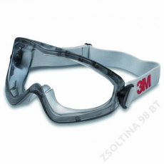 3M 2890A acetát védőszemüveg szellőző