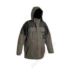 Cerva ULTIMO kabát fekete-szürke