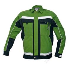 Cerva STANMORE kabát, zöld/fekete