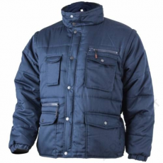 Coverguard POLENA-SLEEVE kék kabát -L