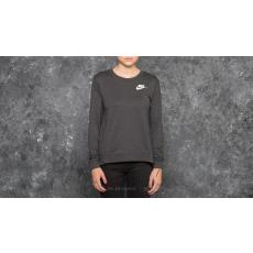 Nike Sportswear Gym CLC Crew Black Heather/ Sail