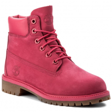 TIMBERLAND Bakancs TIMBERLAND - 6 In Premium Wp Boot A1ODE Rose Red