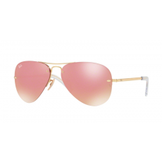 Ray-Ban RB3449 001/E4 GOLD PINK FLASH COOPER napszemüveg
