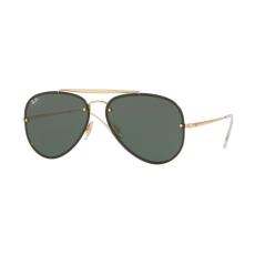 Ray-Ban RB3584N 905071 GOLD DARK GREEN napszemüveg