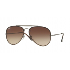 Ray-Ban RB3584N 004/13 GUNMETAL BROWN GRADIENT DARK BROWN napszemüveg
