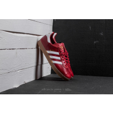 ADIDAS ORIGINALS adidas Gazelle Mystery Red/ Ftw White/ Gold Metallic