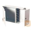 Excel-Networking 12 portos ST MM optikai falidoboz (töltve) -2ajtós 202-035 EXCEL