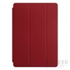 Apple iPad Pro 10.5 Leather Smart Cover gyári bőr tok, (PRODUCT)RED, MR5G2