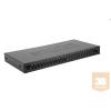 Excel-Networking Optikai patch panel 1U MM SC duplex 12 port, 12 SC duplex toldóval töltve (200-407) EXCEL