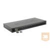 Excel-Networking Optikai patch panel 1U MM SC duplex 24 port, 24 SC duplex toldóval töltve (200-408) EXCEL