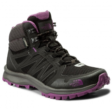 The North Face Bakancs THE NORTH FACE - Litewave Fastpack Mid Gtx GORE-TEX T92Y8PRJS Tnf Black/Wood Violet