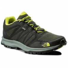 The North Face Bakancs THE NORTH FACE - Litewave Fastpack Gtx GORE-TEX T92Y8UNGD Climbing Ivy Green/Lime Green
